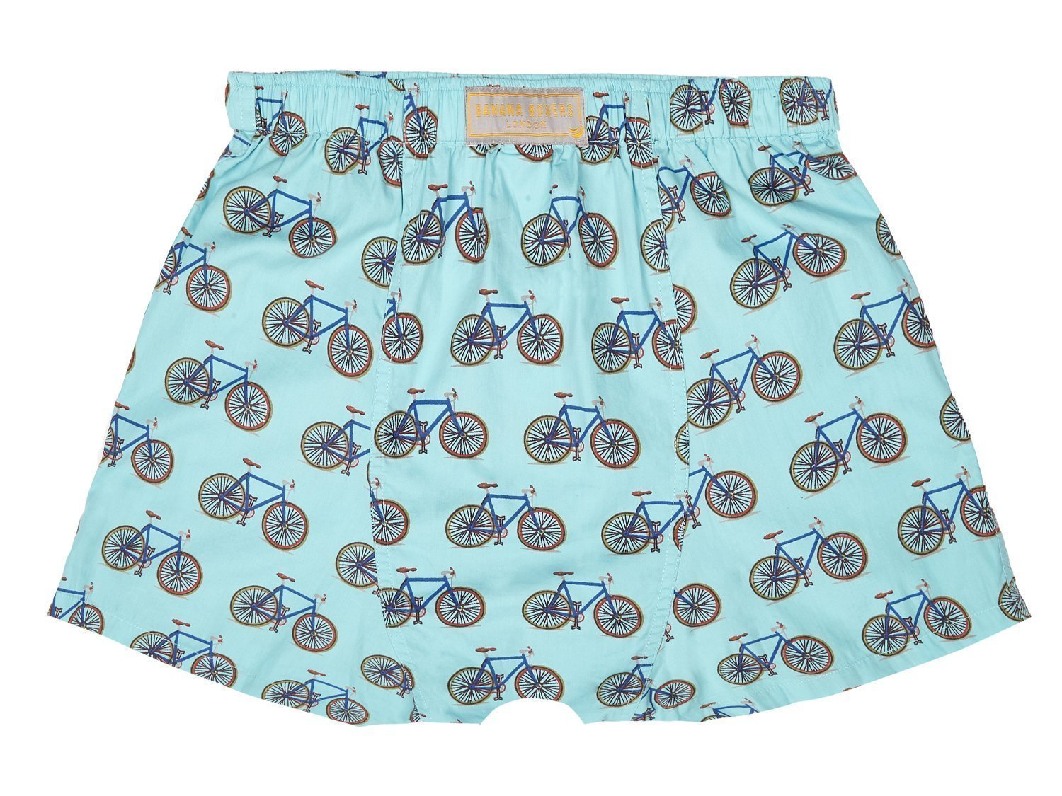 Boris's Bike Boxers Shorts back