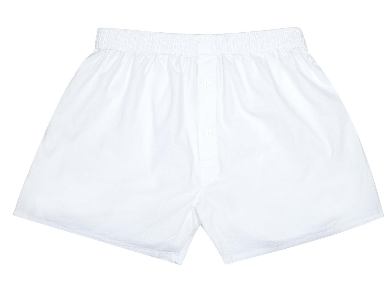 China White's Boxer Shorts