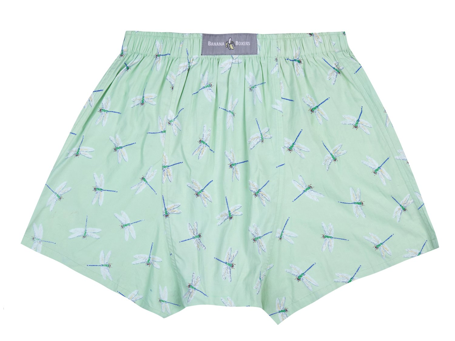 Dippy Dragonflies Boxers Shorts back