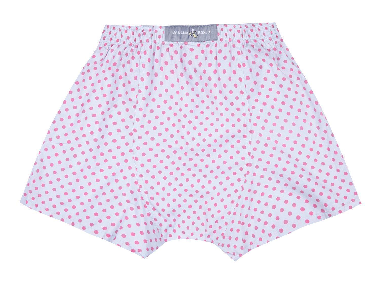 Going Dotty Boxer Shorts back