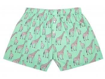G's Giraffes Boxer Shorts