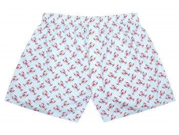 Lazy Lobster Boxer Shorts