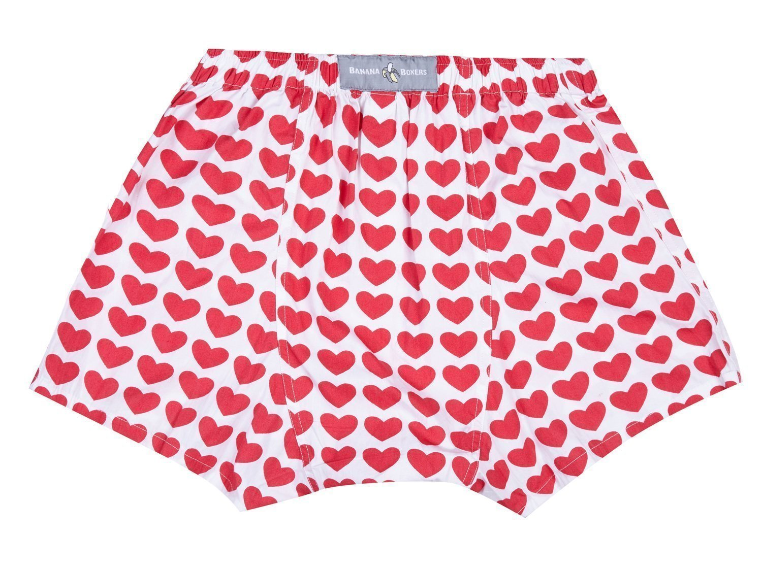 Queen of Hearts Boxer Shorts back