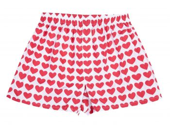 Queen of Hearts Boxer Shorts