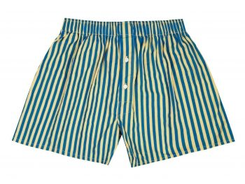 Sand and Sea Stripe Boxer Shorts
