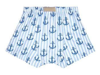 Anchor and Hope Boxer Shorts back