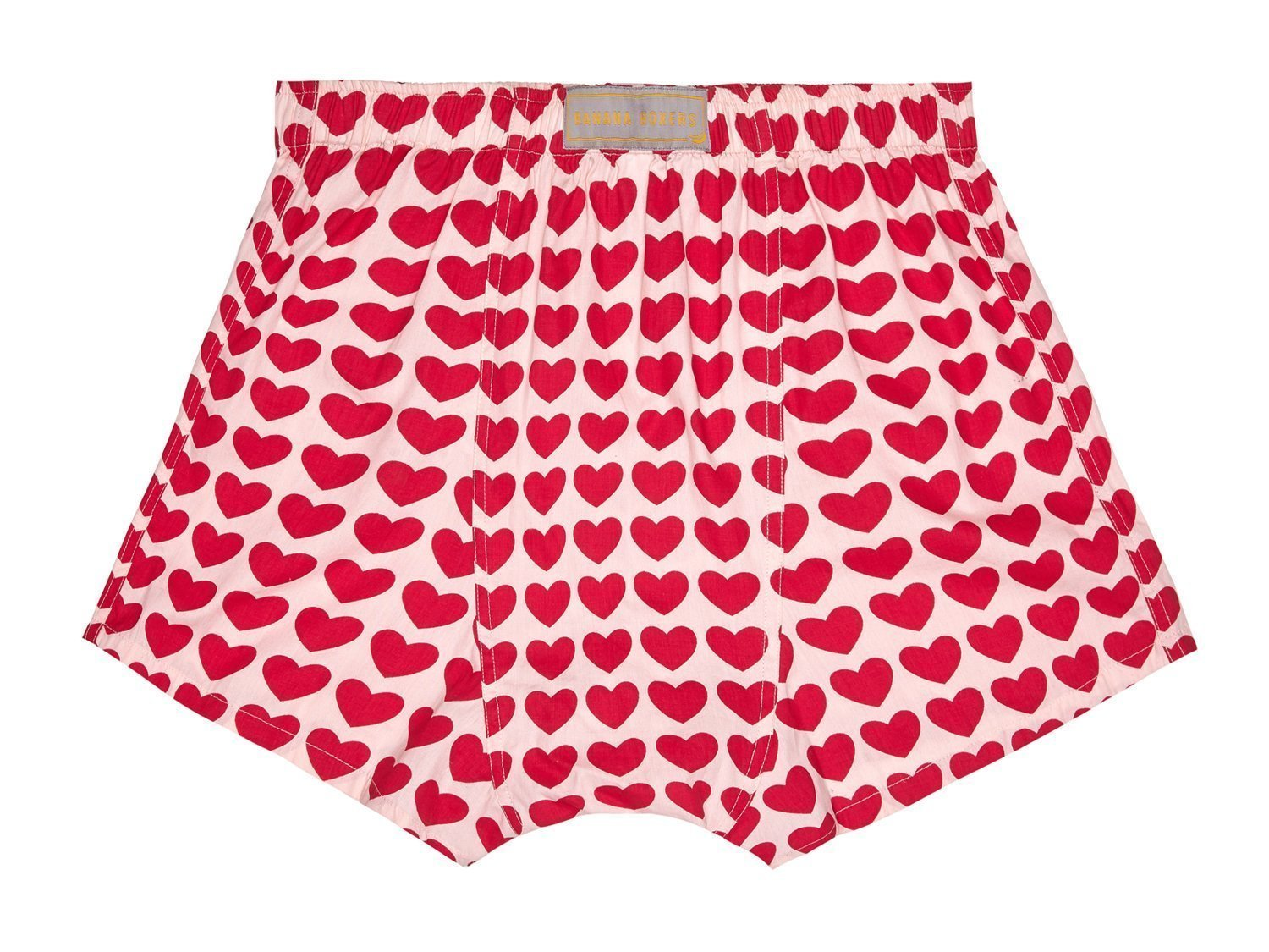 Heart of Gold Boxer Shorts back