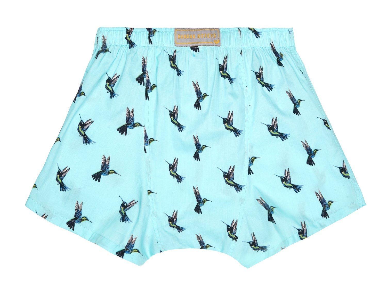 Hummingbird Songs Boxer Shorts back