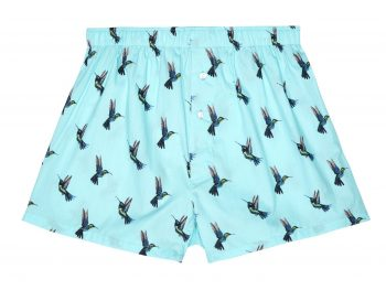 Hummingbird Songs Boxer Shorts