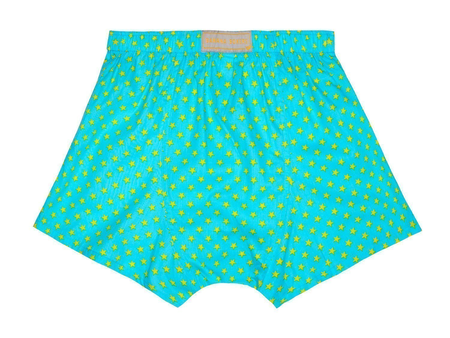Starry Eyed Boxer Shorts back