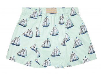 Banana Boat Boxer Shorts back