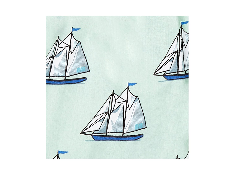 Banana Boat Boxer Shorts pattern