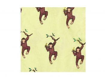 Cheeky Monkey Boxer Shorts pattern