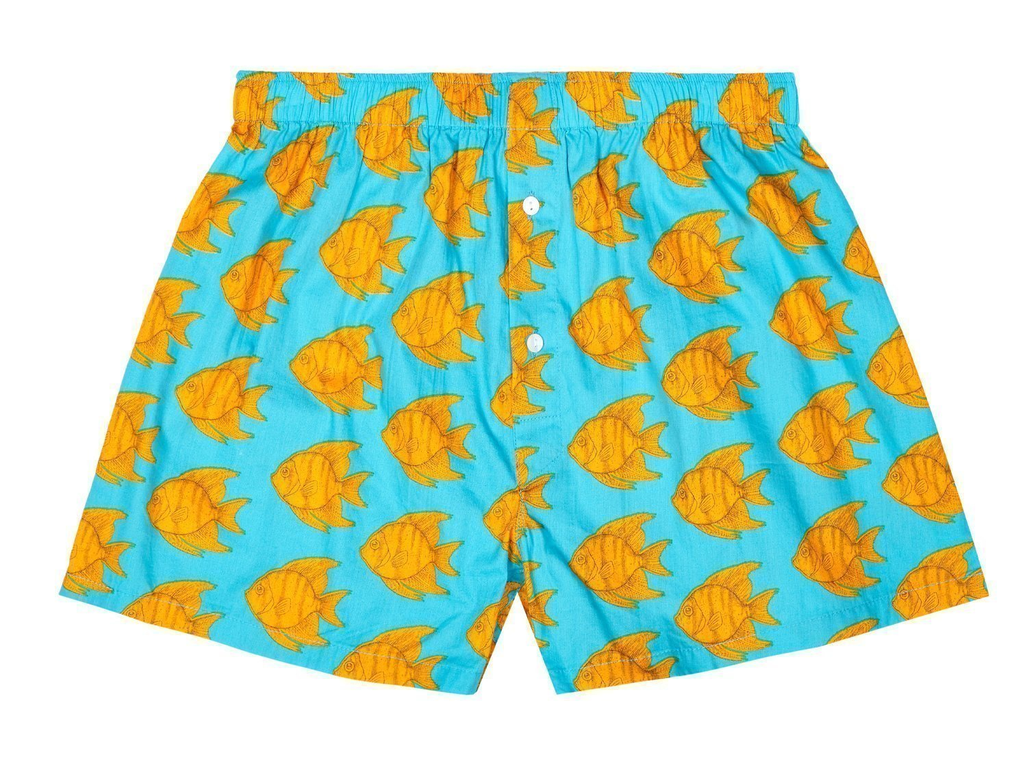 Flying Fish Boxer Shorts