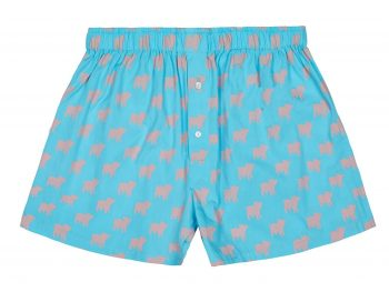 Pink Piggies Boxer Shorts