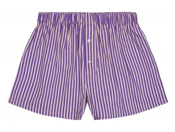 Sam's Stripe Boxer Shorts