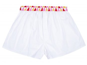 Slice of Triangle Boxer Shorts